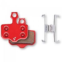 [해외]CUBE Avid Elixir Disc Brake Pads 2 Units 1138285053 Red