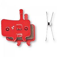 [해외]CUBE Avid Juicy 3/5/7 Disc Brake Pads 2 Units 1138285055 Red