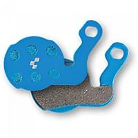 [해외]CUBE 마구라 Louise BAT/Louise Carbon Disc Brake Pads 2 Units 1138285123 Blue