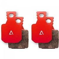 [해외]CUBE 마구라 MT7 Disc Brake Pads 2 Units 1138285126 Red