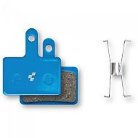 [해외]CUBE Shimano Deore M505/15/525/445/446 Disc Brake Pads 2 Units 1138285158 Blue