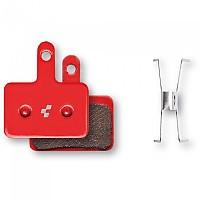 [해외]CUBE Shimano Deore M505/515/525/445/446 Disc Brake Pads 2 Units 1138285159 Red