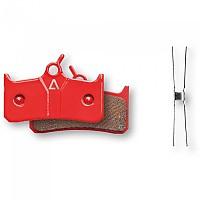 [해외]CUBE Shimano Deore XT M755 Disc Brake Pads 2 Units 1138285161 Red