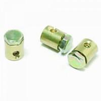 [해외]BONIN Brake Cable Clamp 1138301861 Gold