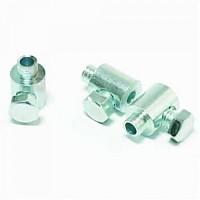 [해외]BONIN Brake Cable Clamp 1138301862 Silver