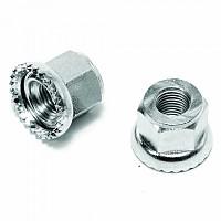 [해외]BONIN Front Hub Nut 1138301884 Silver