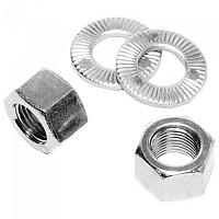 [해외]MICHE Front Hub Nut 1138301943 Silver