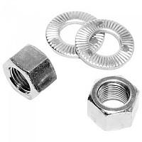 [해외]MICHE Rear Hub Nut 1138301949 Silver