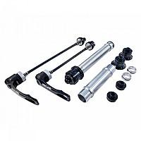 [해외]MICHE TX12 To Qr Thru-Axle Adapter Kit 1138301954 Black