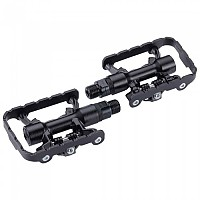 [해외]BBB DualChoice Pedals 1138239628 Black
