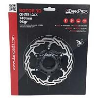 [해외]DARKPADS Rotor 3D CL Disc Brake 1138261477 Silver