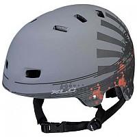 [해외]XLC BH-C22 Helmet 1136824652 Black Matt Grunge