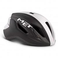 [해외]MET Strale Road Helmet 1137225070 Black / White