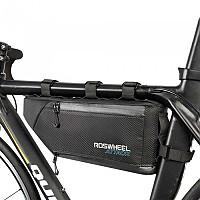 [해외]ROSWHEEL Waterproof Frame Bag 5L 1138215619 Black