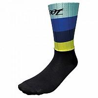 [해외]ZOOT Team Aero Socks 1138152163 Black / Blue / Neon
