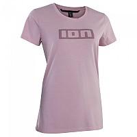 [해외]ION Logo DR Short Sleeve T-Shirt 1138298145 Dark Lavender