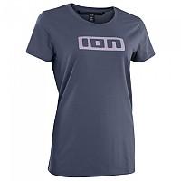 [해외]ION Logo DR Short Sleeve T-Shirt 1138298148 Storm Blue