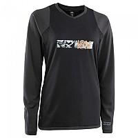 [해외]ION Scrub AMP Long Sleeve T-Shirt 1138298244 Black