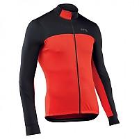 [해외]노스웨이브 Force 2 Long Sleeve Jersey 1136642378 Black / Red