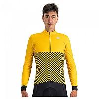 [해외]스포츠풀 Checkmate Thermal Long Sleeve Jersey 1138205708 Yellow Black