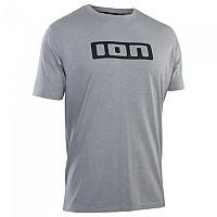 [해외]ION Logo DR Short Sleeve T-Shirt 1138298146 Grey Melange