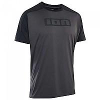[해외]ION Logo Short Sleeve T-Shirt 1138298183 Grey