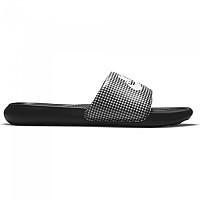 [해외]나이키 Victori One Flip Flops Black / White-Black