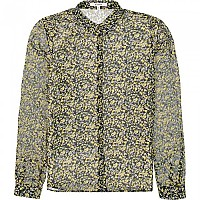 [해외]GARCIA Long Sleeve Shirt Golden Sun