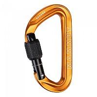 [해외]마무트 Sender Screwgate Snap Hook 4138002415 Gold