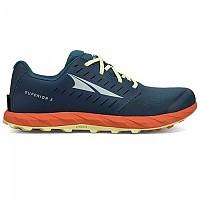 [해외]ALTRA Superior 5 Trail Running Shoes 4138058827 Blue / Orange
