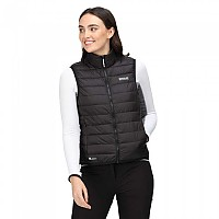 [해외]레가타 Hillpack B/W Vest 4138174264 Black