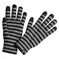 [해외]스마트울 Striped Liner Gloves 4138212141 Black