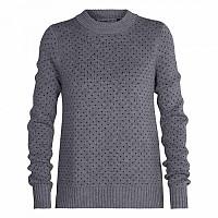 [해외]아이스브레이커 Waypoint Sweater 4138215238 Gritstone Heather / Midnight Navy