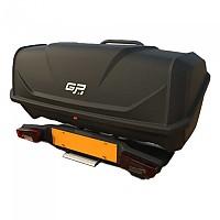 [해외]PERUZZO GP Box 340L Luggage Carrier For Bike Rack 1138319257 Black
