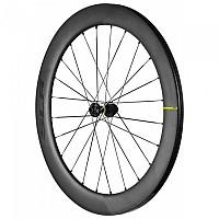 [해외]마빅 Cosmic SLR 65 Carbon CL Disc Tubeless Front Wheel 1137878035 Black