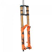 [해외]FOX 40 Kashima Factory Series Grip 2 Boost 20 x 110 mm 48 Offset MTB Fork 1138134337 Orange