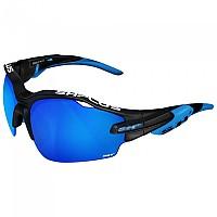 [해외]SH+ RG 5000 WX Sunglasses 1136481518 Black Matt / Blue