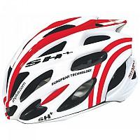 [해외]SH+ Shabli S-Line Helmet 1137547001 White Matt / Red