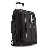 [해외]툴레 Crossover Rolling Carry On 38L Bag 1671488 Black