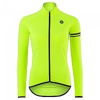 [해외]AGU Thermo Essential Long Sleeve Jersey 1138066469 Neon Yellow Hi-Vis