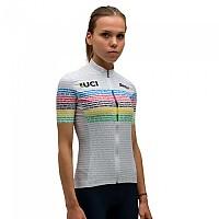 [해외]산티니 UCI 100 Champion Short Sleeve Jersey 1138193013 White