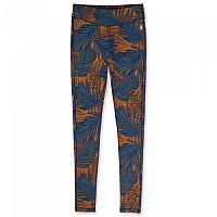 [해외]스마트울 Merino 250 Pattern Leggings 1138211842 Deep Navy Palm