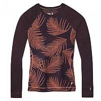 [해외]스마트울 Merino 250 Pattern Long Sleeve T-Shirt 1138211874 Sunset Coral Palm