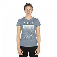 [해외]CUBE Fichtel Mountains Short Sleeve T-Shirt 1138325056 Dark Mint