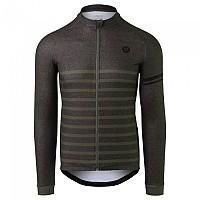 [해외]AGU Melange Essential Long Sleeve Jersey 1138066464 Army Green