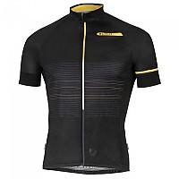 [해외]ELTIN Futurisim Short Sleeve Jersey 1138248016 Black / Mustard