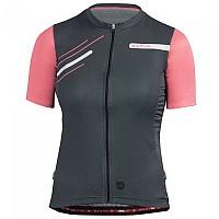 [해외]ELTIN Glorious Short Sleeve Jersey 1138248018 Grey / Pink