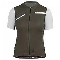 [해외]ELTIN Glorious Short Sleeve Jersey 1138248019 White / Olive Green