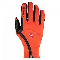 [해외]카스텔리 Mortirolo Long Gloves 1138291581 Fiery Red