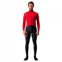 [해외]카스텔리 Sanremo RoS Long Sleeve Trisuit Long Sleeve Long Trisuit 1138291626 Pro Red / brilliant Orange